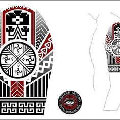 Mapuche iconography Body Art Tattoos, New Tattoos, Small Tattoos, Sleeve Tattoos, Tatoos, Native Tattoos, Tribal Tattoos, Aztec Tribal Patterns, Laser Tattoo