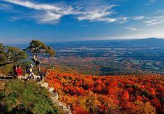 Mt. Magazine State Park - Arkansas
