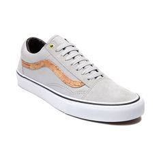 Shop for Vans Old Skool Skate Shoe in Gray Cork at Journeys Shoes. Shop  today for the hottest brands in mens shoes and womens shoes at Journeys.com. c11eac805