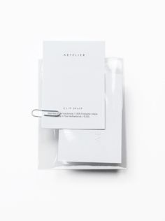 Love Aesthetics Aetelier / garment-info card