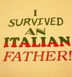 I survived an ITALIAN father! Italian Baby, Italian Girls, Italian Style, Italian Humor, Italian Quotes, Italian Posters, Miss You Dad, Love You Dad, Italian Girl Problems