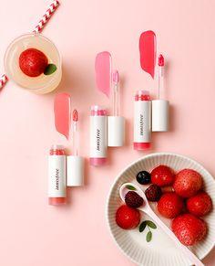 cosmetic styling, beauty photography - Beauty World Beauty Photography, Skin Makeup, Beauty Makeup, Makeup Kit, Lipgloss, Lipsticks, Cosmetic Design, Innisfree, Korean Makeup