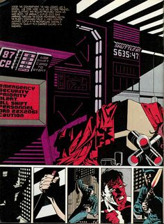 11 Jim Steranko, Comic Book Artists, Comic Artist, Strange Tales, Comic Panels, Book Writer, Art Pages, Comic Strips, Heavy Metal