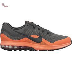 Nike Air Max 1 (GS), homme baskets - gris foncé Granite Black 096, 39