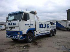 VOLVO FH - BJG Solutions Ltd