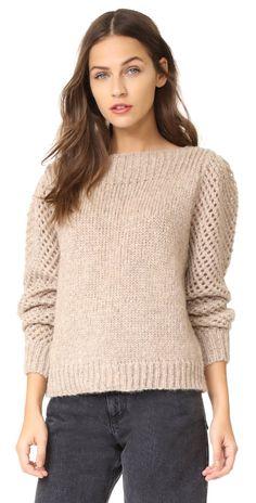 LOVESHACKFANCY Rosie Pullover   SHOPBOP Use Code: TREAT20 Extra 20% Off Select Sale Styles