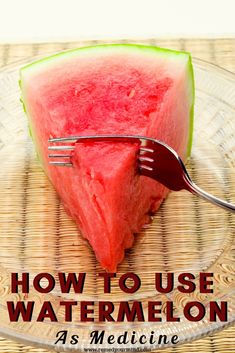 Watermelon is a wholesome food, when eat it you will feel full. So always eat watermelon and for that matter any melon alone. Herbal Remedies, Health Remedies, Health And Wellness, Health Tips, Health Fitness, Wellness Tips, Health Care, Body Fitness, Gastronomia