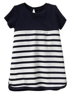 Stripe shirttail dress | Gap