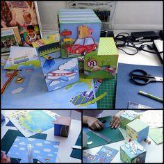 cubos em mdf. tema viagem. decoração infantil.