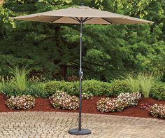 Buy a Linen Market Patio Umbrella, (9') at Big Lots for less. Shop Big Lots Gazebos & Umbrellas in our  department for our complete selection.