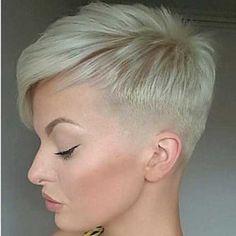 Kurzes Haar für Frauen