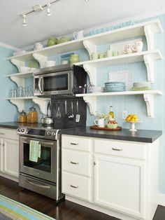 Country Cottage Kitchen Design Simple Pinshanon Lynn On Kitchen Cabinets  Pinterest  Kitchens Decorating Design