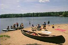 Lake Dennison Recreation area.  Winchendon, Massachusetts, Beaches, Nonmotorized boating,  Boat Ramp, Camping, Canoeing,  Fishing, Hiking, Historic Site,  Horseback Riding Trails, Hunting (Restrictions), Interpretive Program,  Picnicking, Restrooms, Showers,   Skiing (Cross-Country), snowmobiling, Swimming,   Trailer / R.V. Dumping