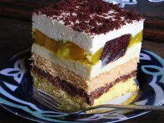 Polish Cake Recipe, Polish Recipes, Pumpkin Cheesecake, Confectionery, Delicious Desserts, Cake Recipes, Ale, Good Food, Food And Drink