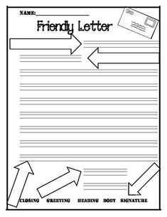 letter writing rubric for 2nd grade english teaching worksheets friendly letters1000 ideas. Black Bedroom Furniture Sets. Home Design Ideas