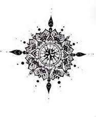 27 Meilleures Images Du Tableau Mandala Rose Des Vents Compass