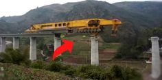 VIDEO: See the SLJ900/32 Bridge Girder Erection Machine in action.