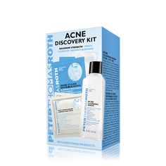 Buy PETER THOMAS ROTH - Acne Discovery Kit products from authorized retailer of PETER THOMAS ROTH. Get free samples and free shipping over $49, earn rewards at Beauty Bridge.