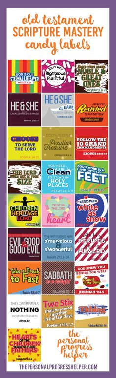 1000+ images about HANDOUTS & OBJECT LESSONS on Pinterest ...