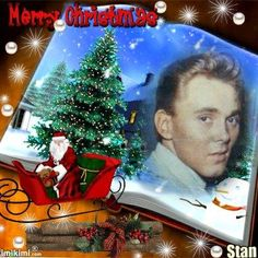 Billy Fury by Stanley Crickett - Christmas 2016