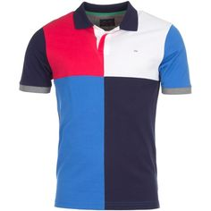 Eden Park Polo Barbarian ($44) ❤ liked on Polyvore featuring men's fashion, men's clothing, men's shirts, men's polos, mens pink polo shirt, mens sports polo shirts, mens sport shirts, mens sports t shirts and mens checkered shirts