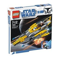 Anakins Jedi Starfighter Lego Star Wars *** Learn more by visiting the image link.