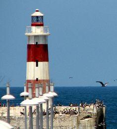 lighthouses.quenalbertini: Faro de Antofagasta City