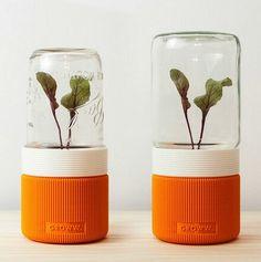 3d printed mini greenhouse