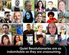 Quiet Revolutionaries are readers who embody the spirit of Quiet Revolution: strong yet gentle, firm but kind, they are as indomitable as they are unassuming. The Power Of Introverts, Quiet Revolution, Revolutionaries, Globe, Hilarious, Spirit, Portraits, Strong, Feelings