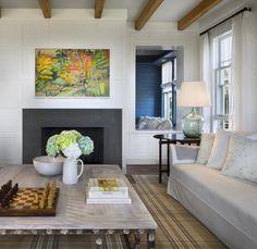 interior design nantucket style - Beach styles, Nantucket and Boston on Pinterest