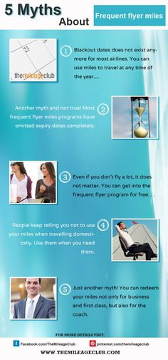 Myths regarding #FFM Frequent flyer members should know important myths.
