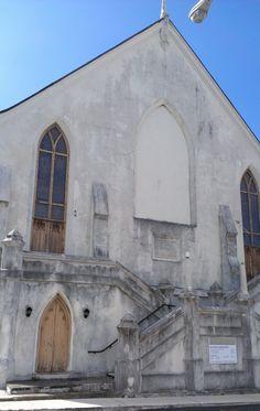 Trinity Methodist Church, Nassau Bahamas