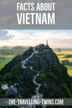 Vietnam facts - Interesting Facts about Vietnam - read and learn