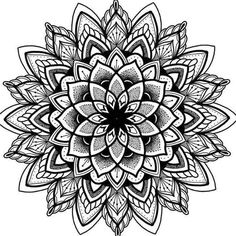 Man And Women Tattoo : Trippy Drawing - 75 Picture Ideas, Mandala Tattoo Mann, Geometric Mandala Tattoo, Mandala Art, Mandala Sketch, Henna Mandala, Mandalas Drawing, Mandala Coloring Pages, Leg Tattoos, Geometric Tattoos