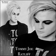 """Ashley Davidson on Instagram: """"My new fan art @tommyjoescissorhands what do you think of all your TJRArmy fan arts & edited's they do"""""""