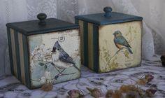 dúo de pájaros