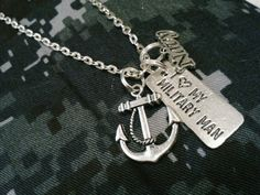 I my military man Navy Girlfriend Quotes, Military Girlfriend, Military Love, Us Navy Love, Girls In Love, Navy Life, Navy Man, All I Ever Wanted, Love Charms