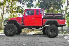 Landcruiser Truck