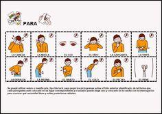 Tablero para expresar el dolor. Material complementario para recortar. http://informaticaparaeducacionespecial.blogspot.com.es/2014/04/tableros-de-comunicacion-para-expresar.html