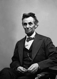 Another one of my favorite Alexander Gardner photos of Lincoln, 1865