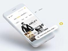 Songs Feed App UI/UX