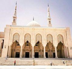 The Mosque Emir Abdelkader  مسجد الأمير عبد القادر   Commissioned 1994  Constantine, Algeria,North Africa
