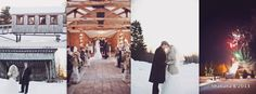 so happy to share images from my friend's beautiful winter wedding at the Bean Town Ranch.