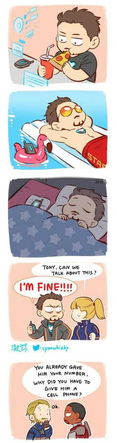16 Cutesy Avengers Comics That Will Make You Go Aww ⋆ Anime & Manga Avengers Humor, Avengers Comics, Marvel Jokes, Marvel Funny, Marvel Heroes, Die Rächer, X Men, Movies And Series, Dc Memes