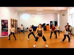 Coregrafie 1 ZUMBA FITNESS! Cursuri ONLINE www.dansam.ro