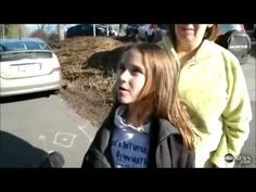 Sandy Hook mom secretly helps grader remember her lines during inter. We The People, Good People, Media Lies, Sandy Hook, Public Opinion, Smoke And Mirrors, New World Order, Conspiracy Theories