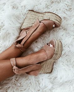 perfect wedges for summer