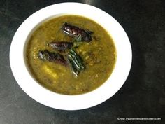Gongura Pappu Recipe Andhra Style Dal - Toor Dal Recipe with Sorrel leav...