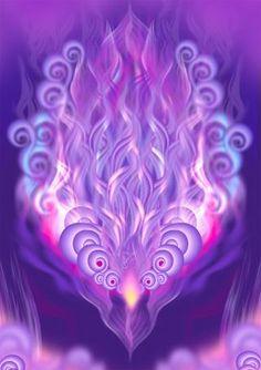 Violet Flame-FRACTAL