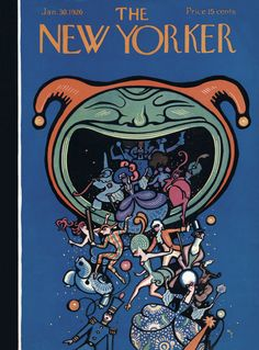 The New Yorker - Saturday, January 30, 1926 - Issue # 50 - Vol. 1 - N° 50 - Cover by : Rea Irvin